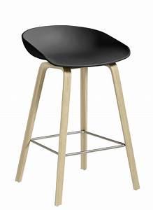 Barhocker 65 Cm : about a stool aas 32 h 65 cm kunststoff stuhlbeine holz hay barhocker ~ Markanthonyermac.com Haus und Dekorationen