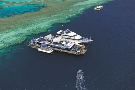 Boat From Hamilton Island To Airlie Beach by Great Barrier Reef Tours Inc Helicopter Tours Airlie Beach