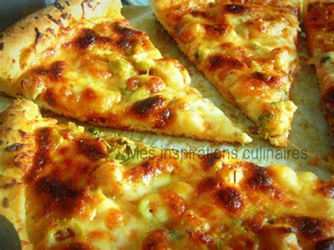 pizza 224 la p 226 te magique poulet et pesto le cuisine de samar
