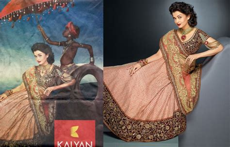 Kalyan Jewellers Withdraw 'racist' Ad Featuring Aishwarya Rai Jewelry Maker Wages Body Norman Ok Key West Jewellery Presenter Vicky Nashville Envy Other Term Daith
