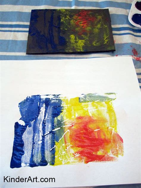 17 Best Images About Elementary Art, Printing Techniques On Pinterest  Fish Print, Pop Art