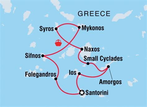 Sail Greek Islands 2018 by Greece Sailing Adventure Cyclades Islands Another