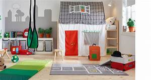 Ikea Online Kinderzimmer : innovative ikea hacks f r 39 s kinderzimmer das kinderbett kura ~ Markanthonyermac.com Haus und Dekorationen