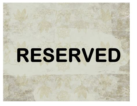 Reserved Sign Template Word  Word Templates  Free Word. Celebrity Signs. Ohshc Signs. Door Knocker Signs. Traffic Kuwait Signs. Aquarius Woman Signs. Sad Signs. Diagnosis Signs Of Stroke. Hemisphere Signs