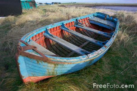 Old Boat Terms by Old Rowing Boat Holy Island Northumberland Pictures