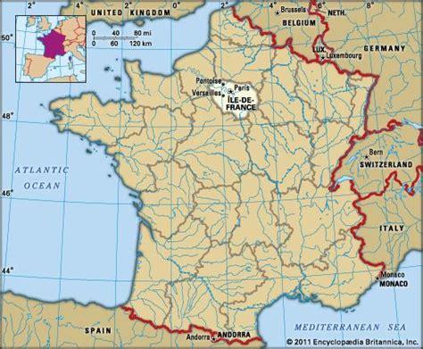 ile de history geography points of interest britannica