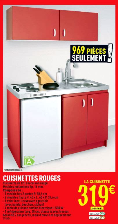 bloc kitchenette brico d 195 169 p 195 180 t