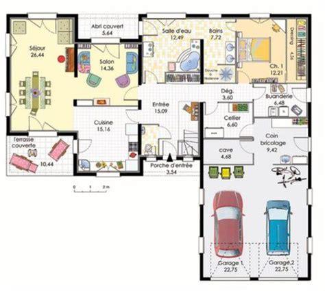 maison contemporaine 3 d 233 du plan de maison contemporaine 3 faire construire sa maison