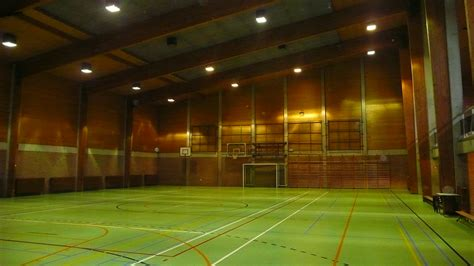 infrastructures sportives