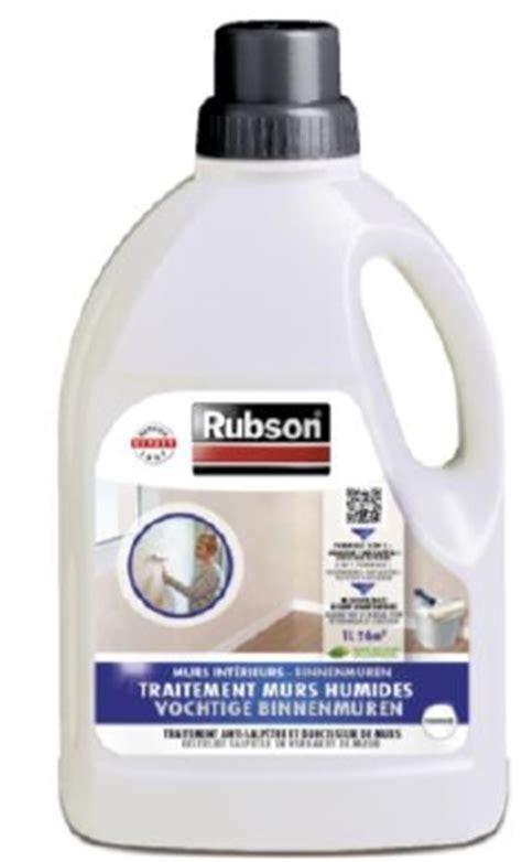 traitement mur int 233 rieur humide rubson bidon 750 ml de traitement 233 tanche