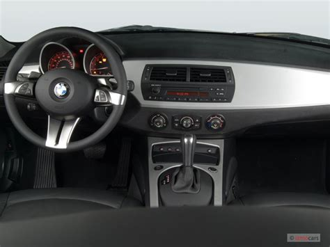2006 Bmw Z4-series Z4 2-door Coupe 3.0si Dashboard