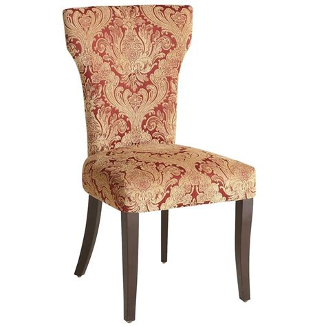 carmilla dining chair damask family room