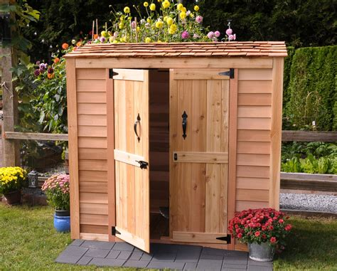 Garden Shed : Outdoor Living Today
