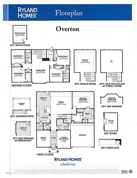 ryland homes house plans house design plans ryland homes