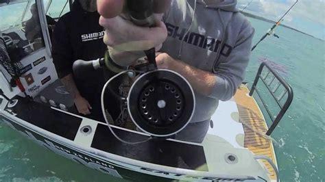 U Boat Watch Nz by Shimano Fishing Nz And Trigger X Youtube