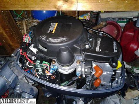 Buitenboordmotor Trilt by Armslist For Sale 2006 8hp 4 Stroke Yamaha Power Tilt