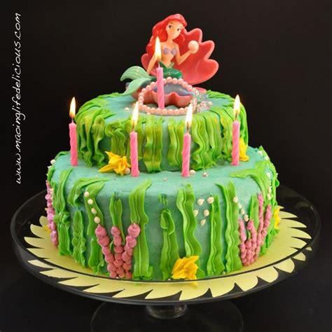 ariel birthday cake mermaid birthday cake s ideas
