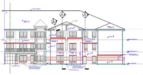 Anatomy Of Architectural Drawings  Cc Architects