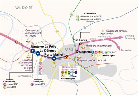 rer e 224 mantes la l avp valid 233 transportparis le webmagazine des transports parisiens