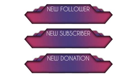 Twitch Notification Images Template Psd by Mccree Overwatch Overlay Streamlays
