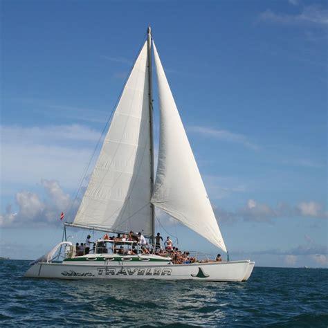 Catamaran In Fajardo Puerto Rico by Catamaran Sailing Snorkel Tour In Fajardo Puerto Rico