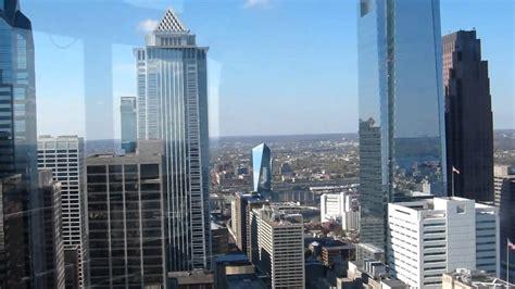 visit to the philadelphia city observation deck