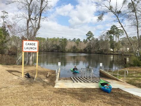 Canoe Beach Boat Launch by Wilson B Robertson Boat And Kayak Launch Outdoor Gulf