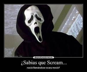 """20 curiosidades que seguro no sabias de """"Scream"""" - Info ..."""