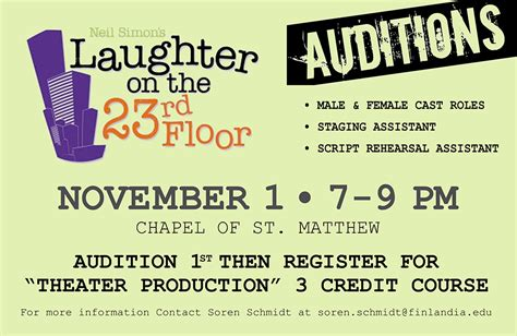 laughter on the 23rd floor script pdf 28 images i the theatre these are the plays