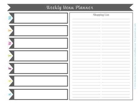 Plan Your Weekly Dinner Menu In Under 30 Minutes (free. Why Apply For A Job Template. Make A Vacation Itinerary Template. Treasurer Report Excel Template. Template For Contract For Services. Vacation Schedule Template Excel. North America Continent Map Template. Google Sheets Invoice Templates. Printable Calendar With Notes 2018 Template