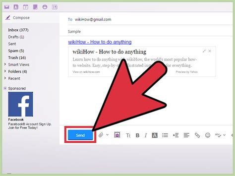 How To Hyperlink In Yahoo Mail 9 Steps (with Pictures. Legal Resume Sample India. Executive Resume Samples. Can Resumes Be Two Pages. Upload Resume Linkedin. Download Manager Firefox Resume. Server Resume Template. About Me Resume. Work History For Resume