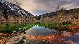 photography, Landscape, Nature, Lake, Mountains, Snow ...