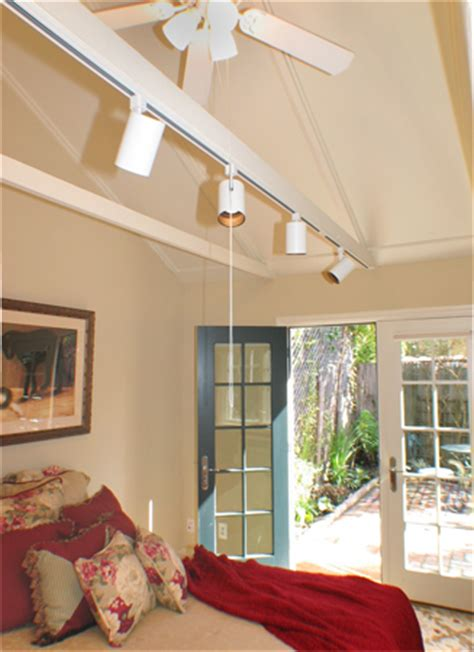 track lighting for vaulted ceilings quotes
