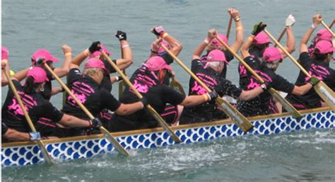 Dragon Boat Hire by Pink Dragons Dragon Boat Team Marine Directory New