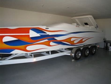 Boats Net Force by 2003 29 Foot Force Offshore Cat Power Boat For Sale In