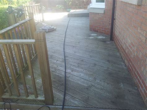 decking cleaning glasgow eco driveway cleaning