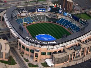 US Cellular Field Renovations | J Michael Anderson | Archinect