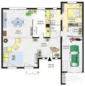 grande maison contemporaine d 233 du plan de grande maison contemporaine faire construire