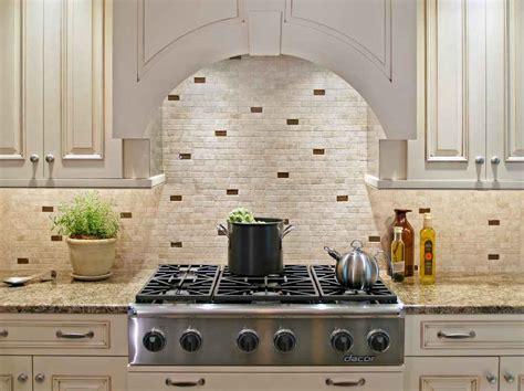 Stone Backsplash Design  Feel The Home