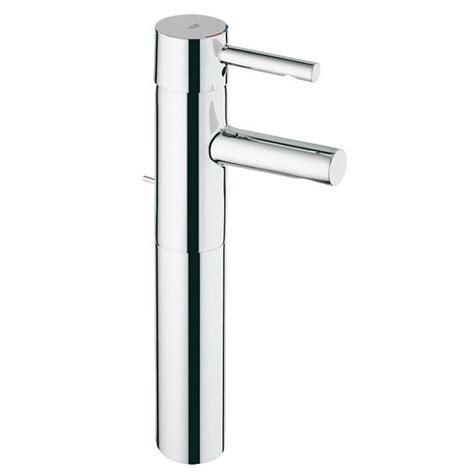 grohe 32247000 essence vessel faucet in starlight chrome