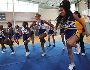 CSN cheer squad hopes enthusiasm offsets inexperience ...