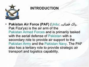 Pakistan - Armed Forces
