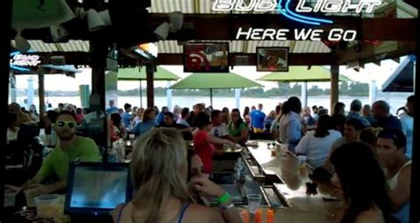 patio bar at the wharfside point pleasant nj picture