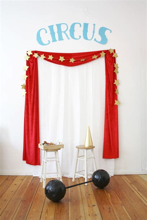 Circus Theme Party And Costumes Luloveshandmade