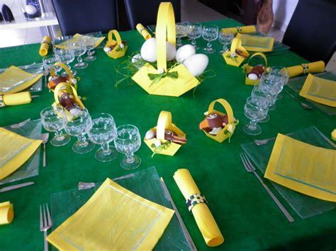decoration table paques faire soi meme visuel 3