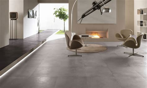 carrelage gris anthracite brillant