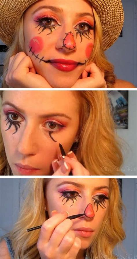 25+ Super Cool Step By Step Makeup Tutorials For Halloween Hative