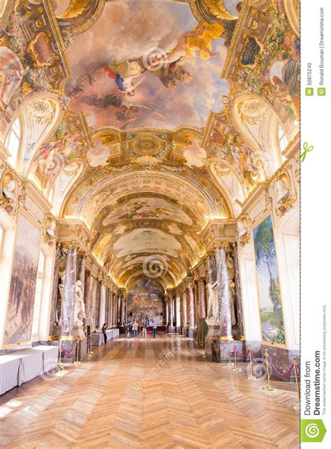 salle des illustres in the capitole the toulouse editorial image image 50875240