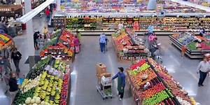 A new study shows how supermarkets are covered in germs ...