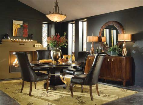 bob mackie living room furniture american drew bob mackie home signature ribbon 60